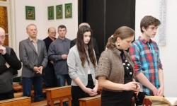 Spotkanie opłatkowe szczecińskiej pielgrzymki rowerowej 8