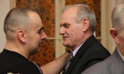 Spotkanie opłatkowe szczecińskiej pielgrzymki rowerowej
