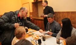Spotkanie opłatkowe szczecińskiej pielgrzymki rowerowej 7